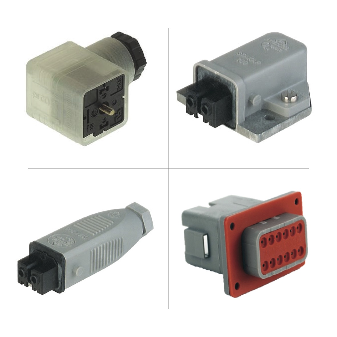 Rectangular Connectors